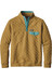 Patagonia M's Quilt Snap-T Pullover Tapenade